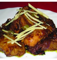 Chicken Adraki