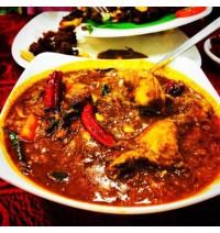 Chicken Varutharachathu