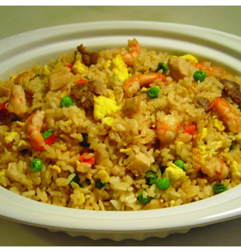 Chicken Combination Fried  Rice