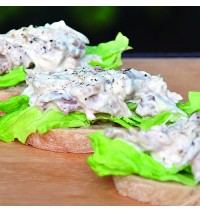 Chicken in Mayonnaise