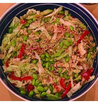 Chicken Schezwan Salad