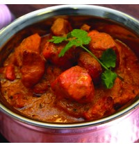 Chicken Handi Indian Style