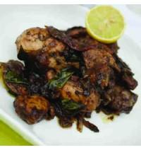 Pepper Chicken - Kerala Style