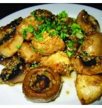 Mushroom Malaysian Dry