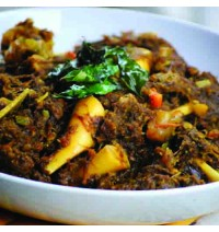 Mutton Dry Fry