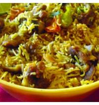 Mutton Hyderabadi Biryani
