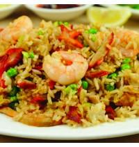 Prawns Hunan Fried Rice