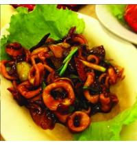 Squid Chilli