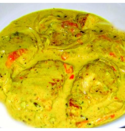 Surmai Paalu Curry
